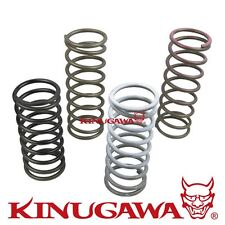 Kinugawa TiAL Blow Off Valve 50mm Spring White 9 PSI (0.62 Bar) BV 50mm, Alpha Q