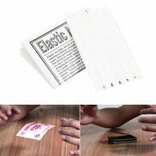 EG_ Invisible Elastic Stretch Hidden Coil Thread Loops Haunted Tricks Float _GG