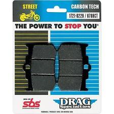 SBS Carbon Tech High-Performance Brake Pads 678H.CT*