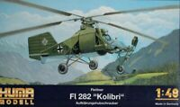 Huma 1/72 Flettner FL 282 Kolibri unmade complete kit sealed bag, no box