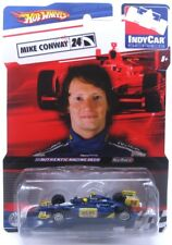 1:64 Hot Wheels Indy Car Series No.24 Mike Conway with Real Rider