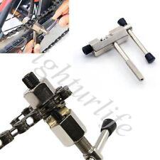 Bike Bicycle Chain Break Rivet Extractor Remover Splitter Breaker Repair Tool UK