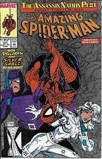 Amazing Spider-Man # 321 VF+ or better Marvel Silver Sable Todd McFarlane