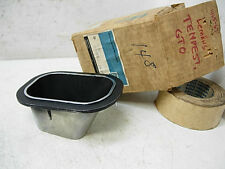 NOS 1965 1966 PONTIAC GTO LEMANS TEMPEST 4SP CONSOLE SHIFTER BEZEL 9780577 HURST