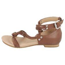Sandali e scarpe grigi marca Crocs per il mare da donna piatto ( meno di 1,3 cm )