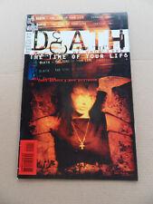 Death : The Time Of Your Life 1 of 3 . DC / Vertigo 1996 . FN +