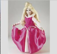 Disney Sleeping Beauty Aurora Doll Marie Osmond Collection Karen Scott LE 300