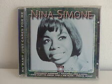 CD ALBUM NINA SIMONE My baby just cares for me Compil  LT 5039