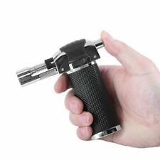 Refillable Butane Windproof Outdoor BBQ Lighter cigar lighter windproof torch