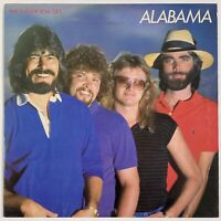Alabama The Closer You Get Vinyl Record Album RCA 1983 VG+ AHL 1-4663-A