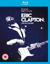 Eric Clapton: A Life in 12 Bars Blu-Ray (2018) Lili Fini Zanuck cert 15