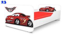 Mobiliario y decoración infantil, vehículos de color principal rojo