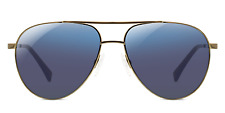 EnChroma Atlas Outdoor Glasses - Color Blind Glasses (Gold)