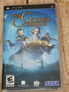 The Golden Compass (Sony PSP, 2007) Complete
