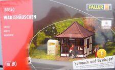Faller 180370 parada del autobús ho/láser cut kit/época III-nuevo