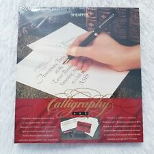 Sheaffer Vintage Calligraphy Set with Fountain Pen New Sealed