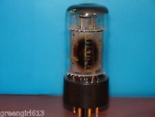 Lifetime Japan Gold PIns 7591 Vacuum Tube Results = 7600 µmhos