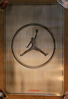 """Vintage 1997 Nike """"Performance Brand of Excellence"""" Poster. (READ DESCRIPTION)."""