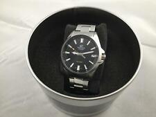 Casio Men's Edifice Quartz Watch, Stainless-Steel Strap, Silver, EFV-100D-1AVCR