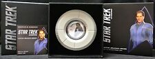 2015 STAR TREK CAPTAIN JONATHAN ARCHER - 1 oz. SILVER PROOF COIN - Tuvalu- BOXED
