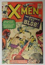 X-MEN #7  - Marvel 1964 G/VG Vintage Comic