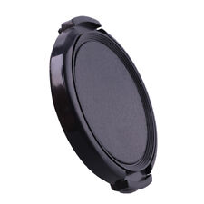 46mm Plastic Snap-on Front Lens Cap Cover for Nikon Canon Sony Fujifilm