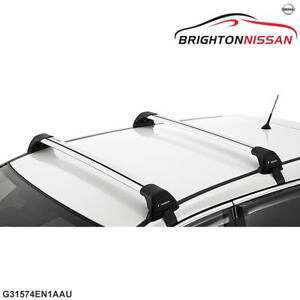 Genuine Nissan Qashqai J11 Roof Bars (Flush Style) G31574EN1AAU
