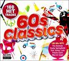 Внешний вид - 100 Greatest Hits of the SIXTIES * New 5-CD Boxset * All Original 60's Hits *NEW