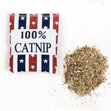 100% Linen Square Shape Catnip Bags cat Catnip Toys Different Colors Supply Cat