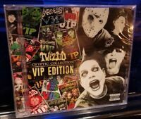 Twiztid - Cryptic Collection VIP Edition CD SEALED insane clown posse boondox