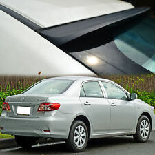 UNPAINTED 09-12 For TOYOTA US For TOYOTA Corolla Altis K TYPE REAR ROOF SPOILER