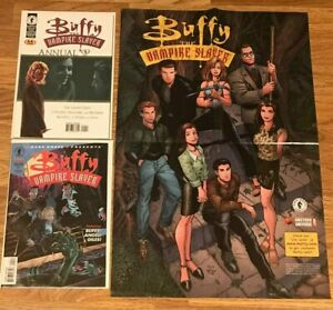 Buffy The Vampire Slayer Annual '99, DHP #141, Buffy Poster