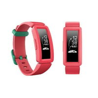 🔥 NEW Fitbit Ace 2 Activity Tracker For KIDS Smart Watch - Watermelon/Teal