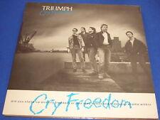 TRIUMPH-Cry Freedom LP AOR 1989