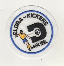 Fabric Patches Patches Eldra Kickers 1994 Football