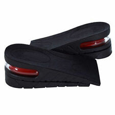 Men Women Shoe Insole Air Cushion Heel insert Increase Tall Height Lift 3-5cm BS