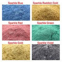 10g Sparkle Color Cosmetic Grade Natural Mica Powder Soap Candle Colorant