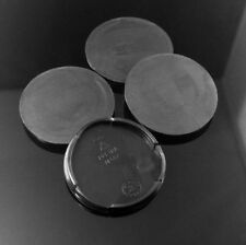 """4x 55mm Wheel Center Cap for M582 Botticelli 3 Adapter 5-100 19""""-22"""" Forged Star"""