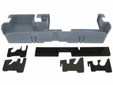 DU-HA Dark Grey Underseat Storage Case for 2007-2018 Toyota Tundra Double Cab