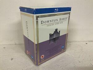 Downton Abbey - Series One - Six (Blu-Ray Box Set) (L9)