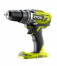 Ryobi Rybr18dd30 R18dd3-0 One Drill Driver 18v Bare Unit
