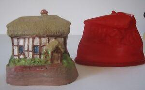 Z7098 Cottage - Rubber Latex Moulds by MouldMaster