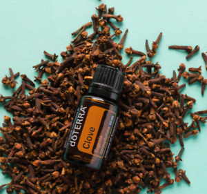 NEW doTERRA Clove 15ml Therapeutic Grade Essential Oil Aromatherapy Free Post