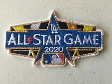 2020 MLB ALL STAR GAME SLEEVE PATCH BASEBALL DODGER STADIUM LOS ANGELES LIMITED