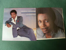 GEORGE BENSON: In your eyes LP French pressing WB 92 3744 1 INNERSLEEVE + LYRICS