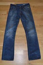 Genuine REPLAY M923 JIMI mens bootcut Italian blue jeans W29 L32 VGC