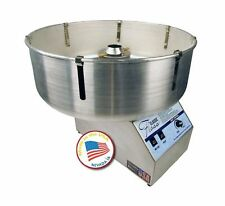 Paragon 7105100 Classic Floss Cotton Candy Machine Metal Bowl Professional