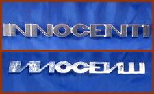 INNOCENTI MINI MINOR - Logo Emblem Abzeichen Schriftzug INNOCENTI