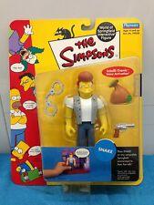 Simpsons Series 6 figure - Playmates - Snake