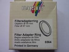 Filter-Adapter   Filteradapterring    55-67